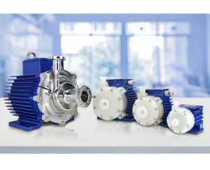 Puralev lowshear pump multi use by Levitronix