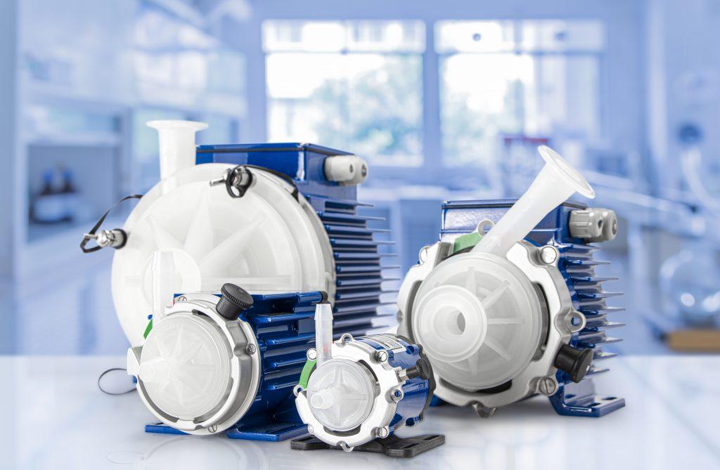 Single-use pumps - PurLev Levitronix